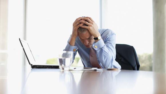 Perder el empleo puede afectar mucho a una persona en el plano emocional.