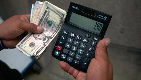 El dólar acumula una ganancia de 8.51% frente al sol en lo que va del año. (Foto: Eduardo Cavero / GEC)