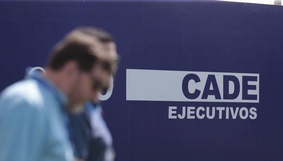 CADE. (Foto: Hugo Perez / GEC)