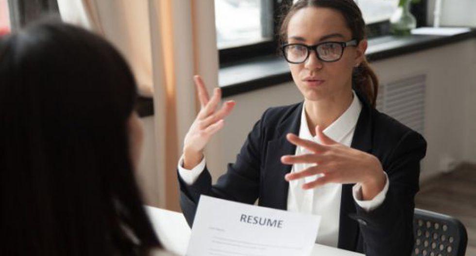 La entrevista de trabajo es tu oportunidad para demostrar porqué mereces el empleo. (Foto: Freepik)