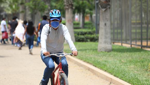 Los niveles de contaminación del aire suelen ser bajos en las ciudades que poseen amplios espacios verdes. (Foto: difusión).
