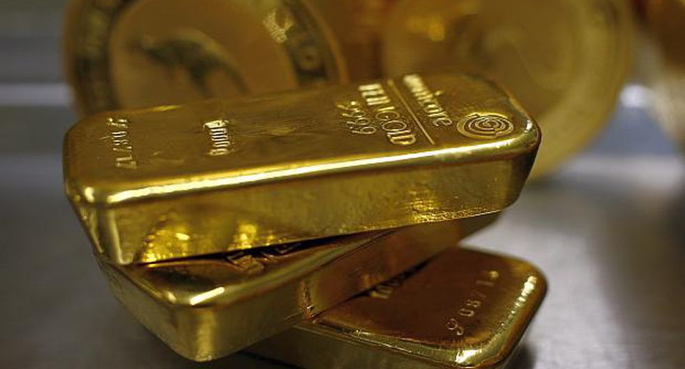 Los futuros del oro en Estados Unidos caían un 0.2% a US$ 1,567.50 la onza. (Foto: Reuters)