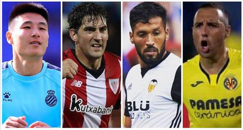 Los jugadores más caros de LaLiga que terminan contrato en junio. (Foto: Agencias)