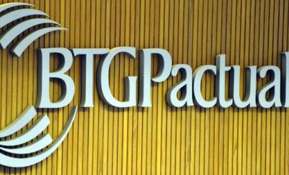 Las acciones de BTG Pactual se hundían más de 12% a 59.03 reales a las 16:22 GMT.