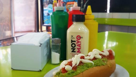 Not Co tiene como uno de los productos de su portafolio a Not Mayo, mayonesa tal cual una convencional. (Foto: Facebook)