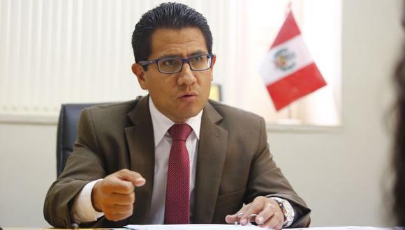 Procurador Amado Enco. (Foto: GEC)