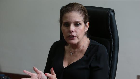 Mercedes Araoz aseguró que no hubo imputaciones objetivas contra Keiko Fujimori y Alan García en el informe Lava Jato. (FOTO: USI)