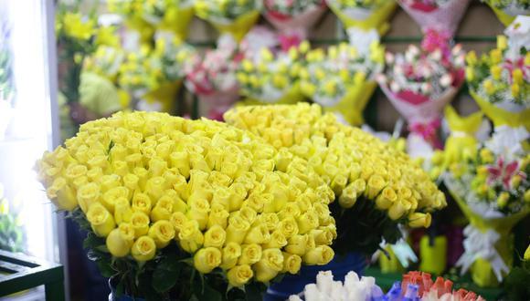 Los precios de las flores al exterior se han incrementado por el aumento de la demanda. (Foto: GEC)