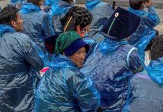 Campaña de propaganda china: celebra fin de pobreza extrema