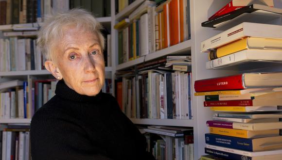 """Lucetta Scaraffia, editora general de """"Donne, Chiesa, Mondo"""". (Foto: AP)"""