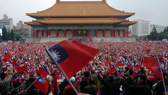 """Las tensiones han ido en aumento desde la llegada al poder en el 2016 de la independentista Tsai Ing-wen, quien se niega a aceptar el principio de """"una sola China"""", acatado por el opositor Kuomintang. (Foto: AFP)"""