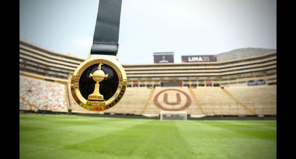 El estadio monumental de Lima albergará la final de la copa libertadores este 23 de noviembre.