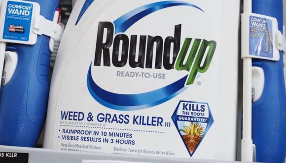 Roundup es un producto desarrollado por Monsanto, compañía que pertenece a Bayer. (Foto: Getty Images)
