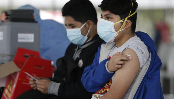 El proceso de inmunización a nivel nacional aún continúa en la búsqueda del cierre de brechas en distintos grupos etarios. (Foto: GEC)
