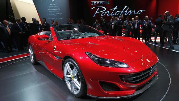 Ferrari acumula años de ganancias récord, apuntaladas por ediciones especiales y un programa de personalización. (Foto: Reuters)