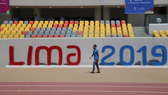 Los Panamericanos Lima 2019 comienzan el próximo 26 de julio. (Foto: GEC)