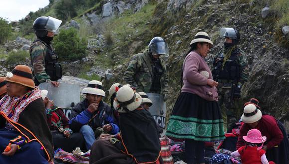 El ministro indicó que el gobierno continuará con el diálogo. (Foto: Antonio Álvarez)