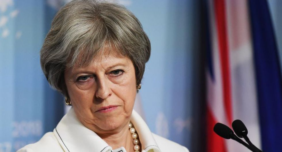 La primera ministra británica, Theresa May, tiene previsto participar en la cumbre de líderes comunitarios en Bruselas. (Foto: EFE).