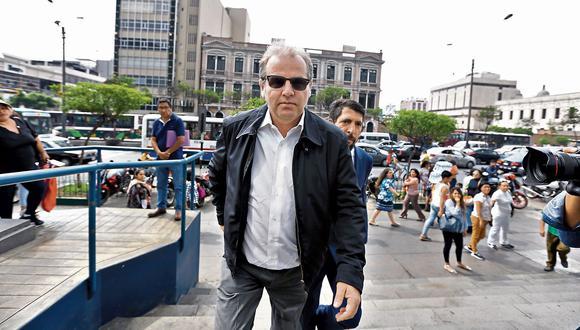 De acuerdo al testimonio que ofreció al fiscal José Domingo Pérez en 2019, José Nava reveló que su padre recibió sobornos del exrepresentante de Odebrecht en Perú, Jorge Barata. (Foto: Violeta Ayasta / GEC)