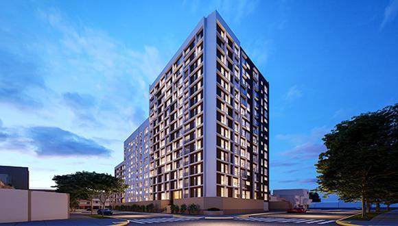 El proyecto Live Lima Flats sestá en uno de los distritos limeños más rentables para la inversión inmobiliaria.