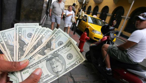 ¿A cuánto cotiza el dólar el martes? (Foto: Paul Vallejos | GEC)