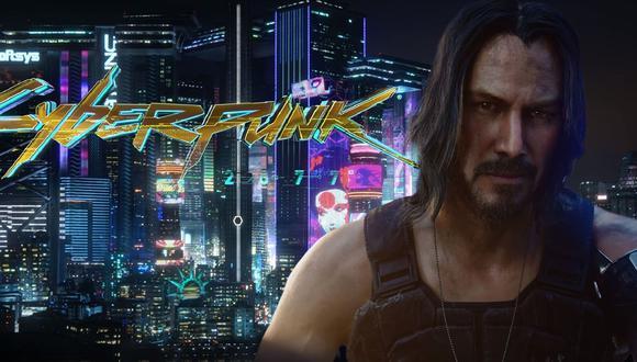"""""""Cyberpunk 2077"""" es uno de los videojuegos más ambiciosos del momento, apuesta por una distopía futurista en clave """"Bladerunner"""" con Keanu Reeves como uno de sus protagonistas."""