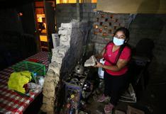 Reportan daños y colapsos en al menos 8 viviendas tras temblor de 6.0 de magnitud en Cañete