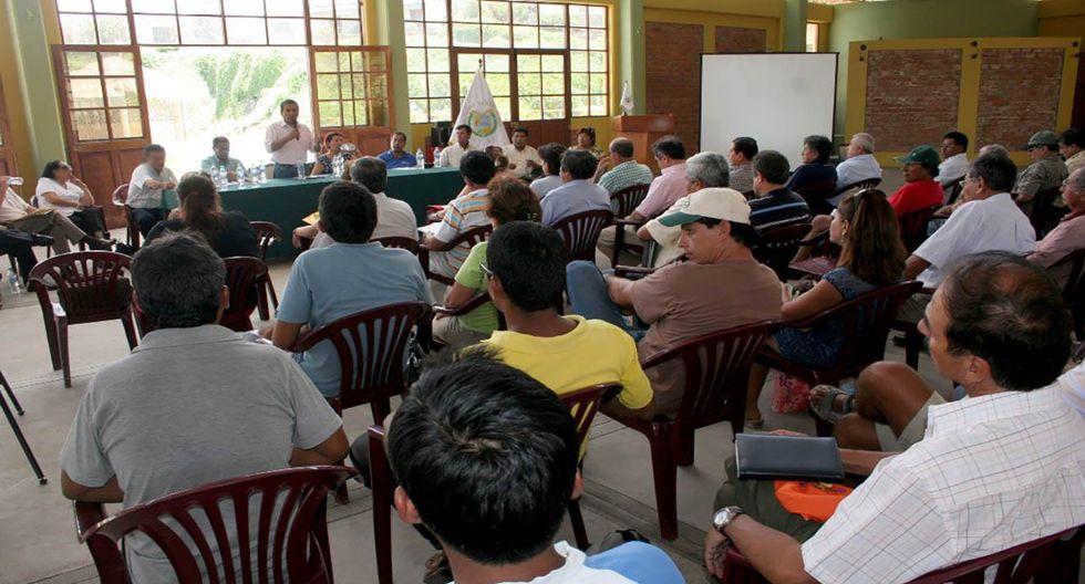 También se acordó efectuar una visita de campo a la unidad minera para revisar las condiciones laborales. (Foto: Difusión)