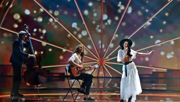 Imágenes de la segunda gala de semifinales de Eurovisión 2019. (Foto: Difusión)