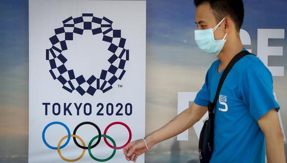 La planificación de los Juegos de Tokio lleva en preparación 10 años. Los juegos tienen un presupuesto directo de casi US$ 6,000 millones, y se espera que asistan unos 11,000 atletas y 600,000 espectadores. (Foto: EFE)