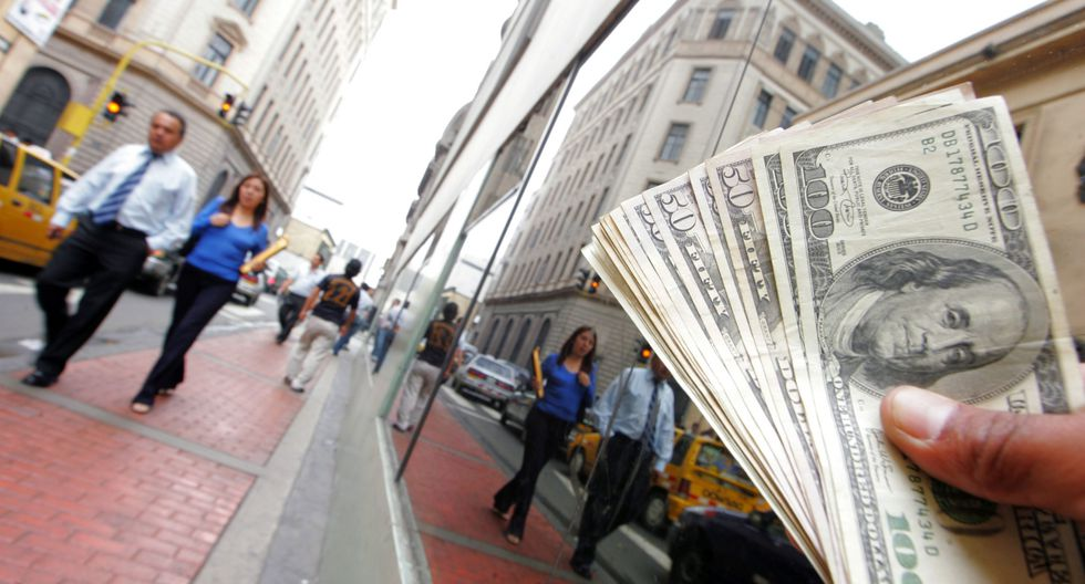 El índice global del dólar subía este miércoles un 0.16%. (Foto: GEC)