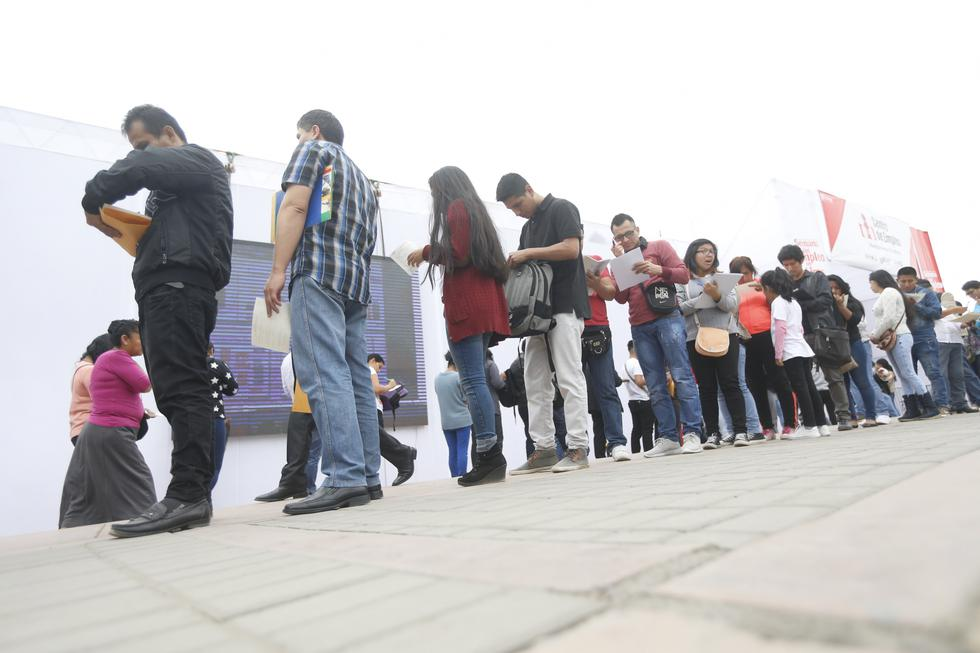 El desempleo en Chile subió al 7% en el trimestre marzo-mayo. (USI/ Referencial)