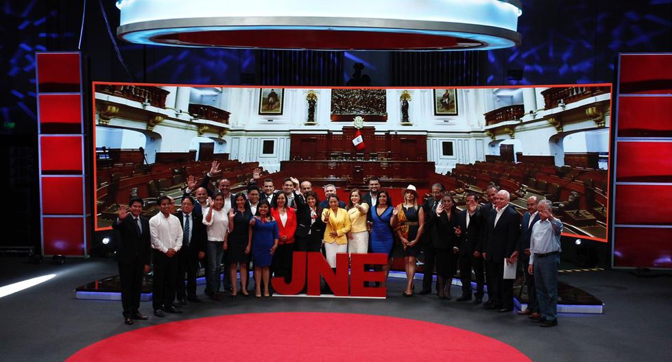La televisión recibió el 43% del presupuesto desembolsado por candidatos  en  su carrera hacia el Congreso. (Foto Leandro Britto / GEC)