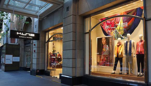 Incalpaca TPX tenía previsto expandir la marca Kuna en el sur de Chile y abrir tiendas en Sydney, Australia, pero estos planes se han tenido que posponer.