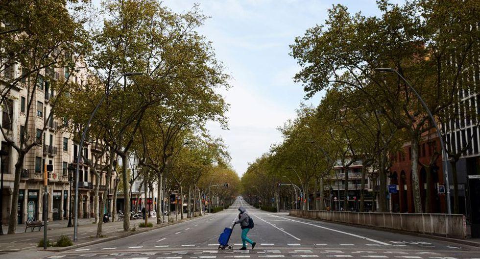 España ya registra casi 80,000 infectados y cerca de 7,000 muertes.