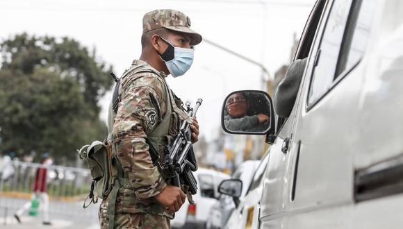 """Otras regiones tienen con alerta """"muy alta"""" restricción vehicular y peatonal los domingos"""