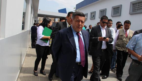 Acuña es investigado por la compra de un inmueble en la ciudad de Madrid, España. (Foto: GEC)