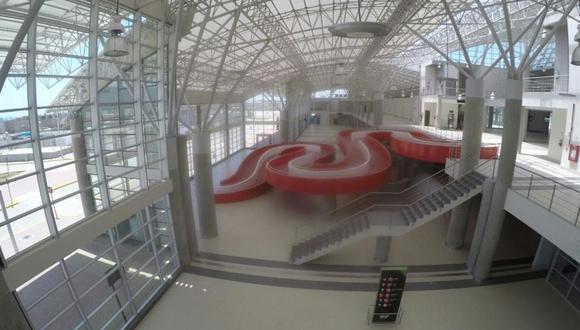 Aeropuerto de Pisco