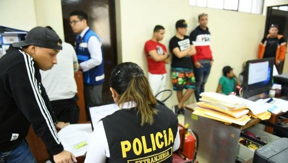Canciller aseguró que continuará expulsión de venezolanos con antecedentes penales o que hayan cometido irregularidades contra el orden público en Perú. (Foto: GEC)