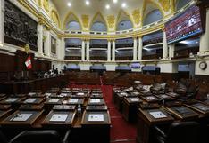 Diez partidos obtienen más del 5% de los votos para el Congreso, según la ONPE