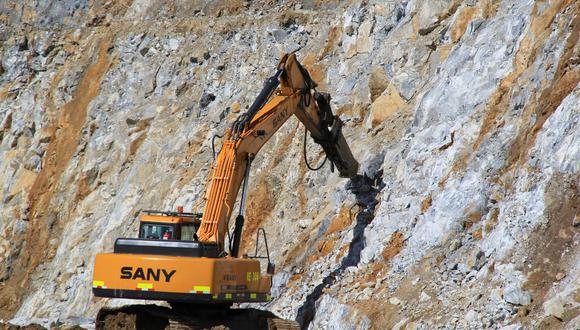 El año pasado, el crecimiento de la inversión minera (26 %) superó con creces las expectativas previstas por el BCR (19 %). (Foto: GEC)