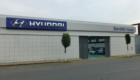Foto 4 | La firma coreana Hyundai abrió su primera tienda boutique en el mercado peruano. Con un área de exhibición de 170 metros cuadrados, este primer local, ubicado en Miraflores, proyecta vender 35 unidades al mes. Asimismo, la firma planea abrir este año un segundo local de su formato Hyundai Sport- Wagen; ya cuenta con uno en Miraflores.   (Foto: Hyundai)
