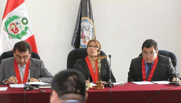 Miluska Cano preside la cuarta sala especializada en crimen organizado. (Foto: Poder Judicial)