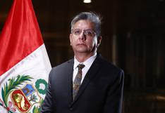 Iván Merino Aguirre asume el cargo de ministro de Energía y Minas