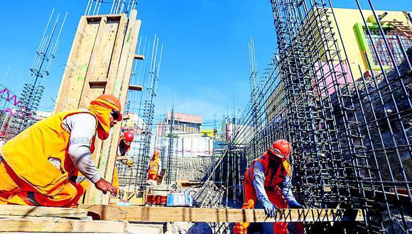 Propuesta busca agilizar el sector construcción.