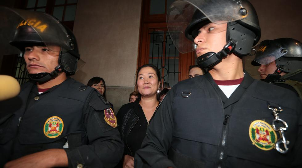 Keiko Fujimori (Foto: USI)