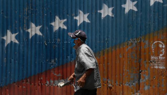 """En Venezuela, percibido junto a Nicaragua como los países más corruptos de América Latina, """"se tiene que publicar lo que no se ha hecho en los últimos 20 años"""" en cuanto a compras estatales, señaló la representante venezolana, Mercedes de Freitas. (AFP)."""