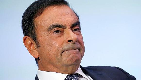 Carlos Ghosn fue separado de Nissan. La compañía dijo que investigará más el caso para mejorar su gobernanza. (Foto: Reuters)