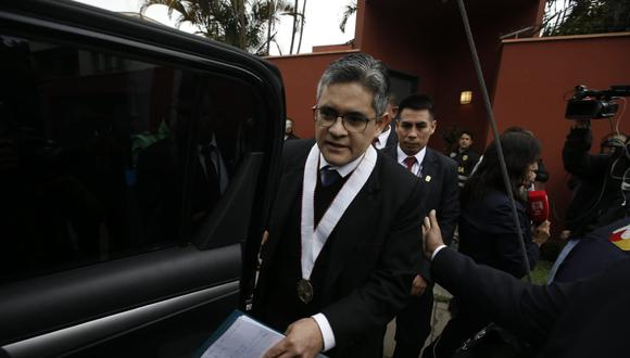 El fiscal José Domingo Pérez continuará interrogando a empresarios vinculados con aportes a Fuerza Popular. (Foto: GEC)