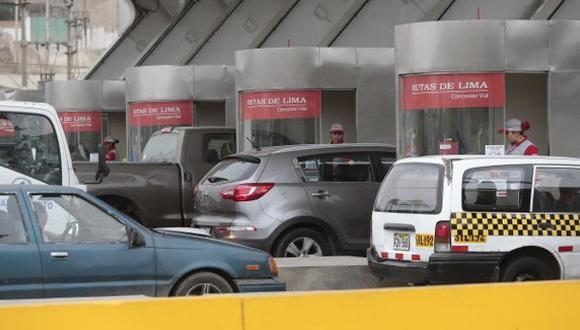 Concesiones Rutas de Lima y Línea Amarilla en la mira.